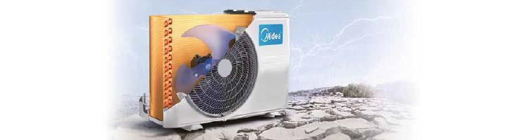 Midea Golden Fin