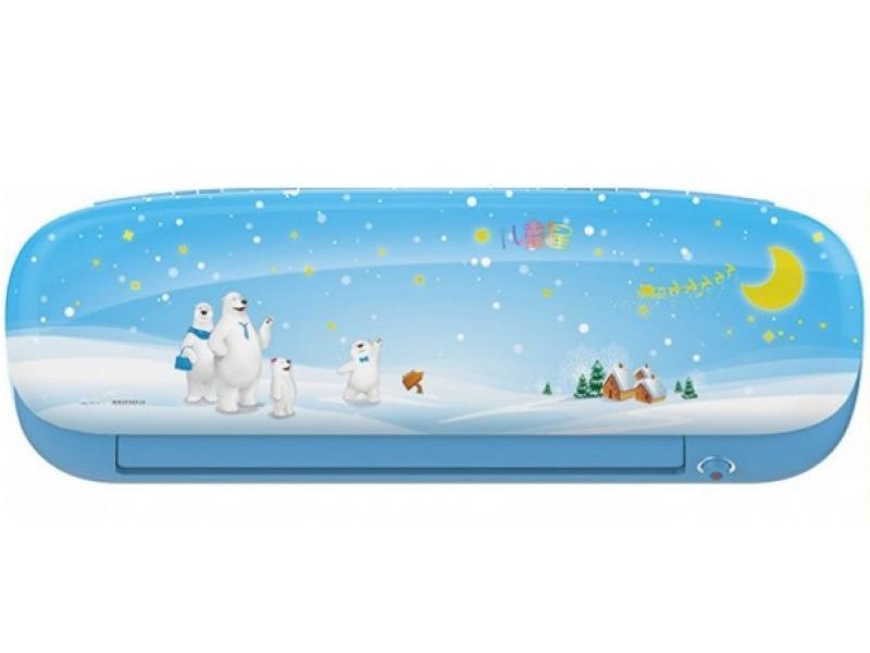 Κλιματιστικό MIDEA Kid Star MSEABU-12HRFN1-QRD0G Blue  Inverter 12.000 btu/h