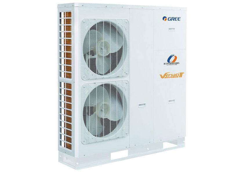 Αντλία θερμότητας Gree VERSATI II Monoblock GRS-CQ8.0Pd/NaC-K 8,6/8,2 Kw