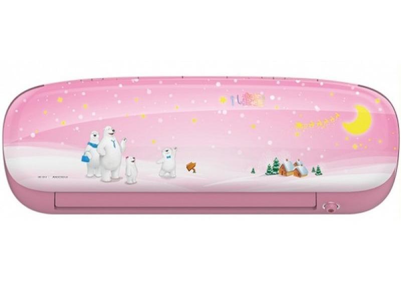 Κλιματιστικό MIDEA Kid Star MSEAAU-09HRFN1-QRD0G Pink  Inverter 9.000 btu/h